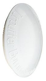 Häfele Wandtürpuffer H10466 selbstklebend 40 mm Türstopper zum Kleben weiß oder braun