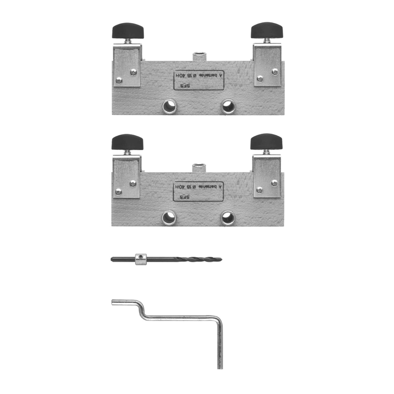 SFS Intec 1 Garnitur Anschlagwerkzeug für 3-teilige Steckbänder Größe 18 oder 20