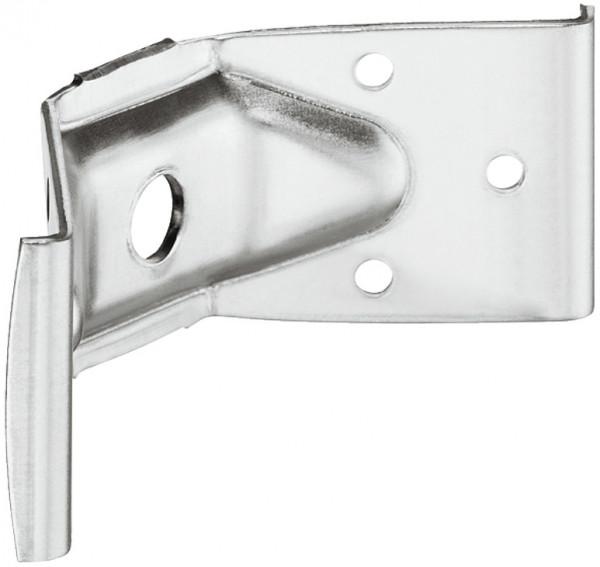 Häfele Zargen-Tischbeinbeschlag H2900 Höhe 40 mm Stahl verzinkt