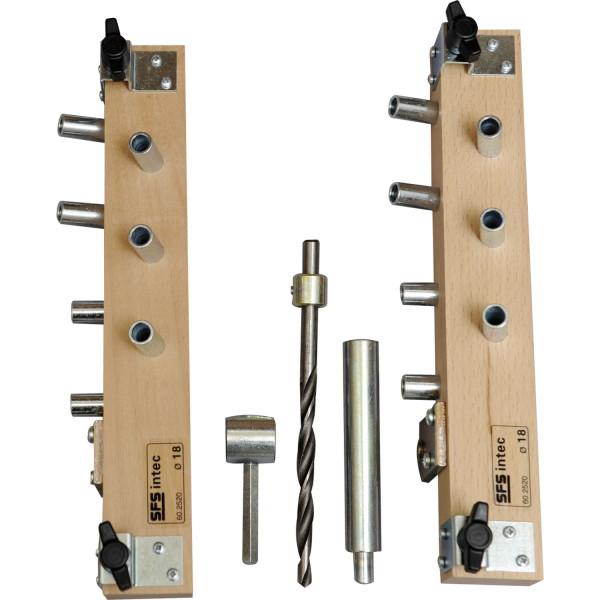 SFS Intec 1 Garnitur Anschlagwerkzeug Größe 16 oder 18
