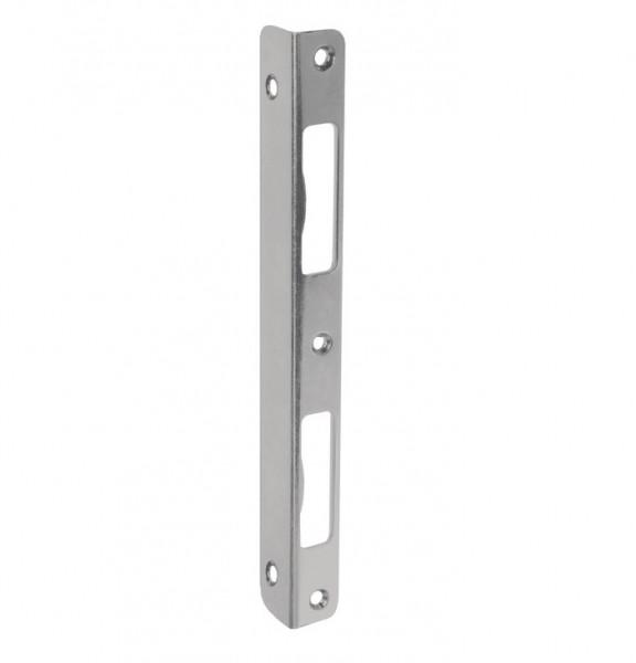 Häfele Sicherheits-Winkelschließblech ÖNORM für gefälzte Türen 210 mm