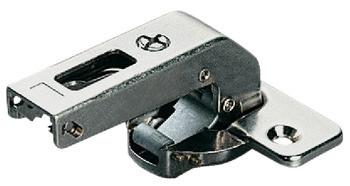 Häfele Topfscharnier Duomatic Stollenscharnier Bohrbild 48/6 mm