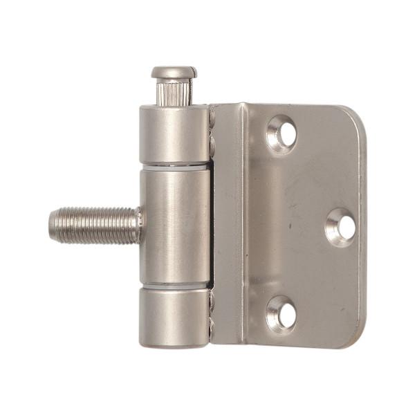 SFS Intec Stahlzargenband für stumpfe Türen 3-teilig Stahl verschiedene Oberflächen