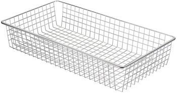 Häfele Einhängekorb Höhe 175 mm Gitterkorb Stahl Tragkraft 15 kg