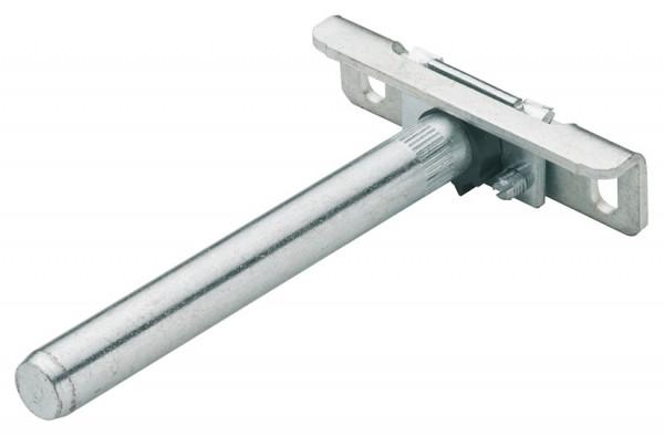 Tablarträger HEAVY FIX aus Stahl 180 kg / m² einstellbar