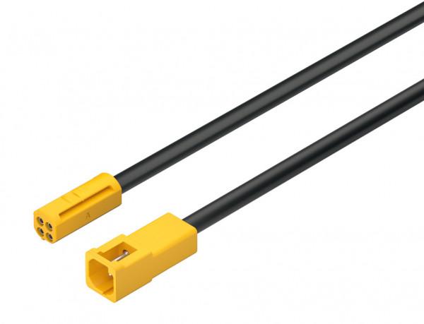 LOOX5 Verlängerungsleitung 12 V multi-weiß 2000 mm