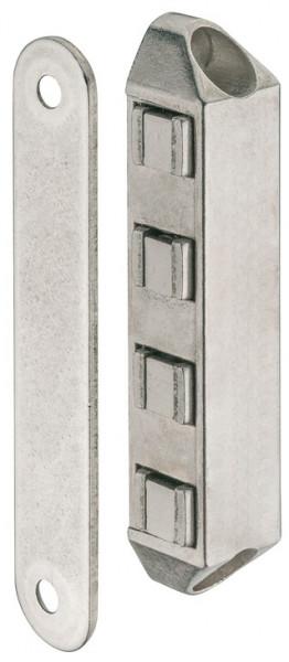 Häfele Magnetschnapper H6027 Haftkraft 8 oder 12 kg zum Schrauben eckig