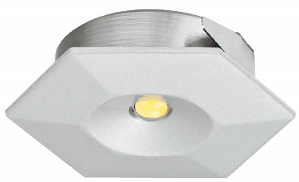 Häfele Einbauleuchte 350 mA sechseckig LED 4006 Einbauspot Loox