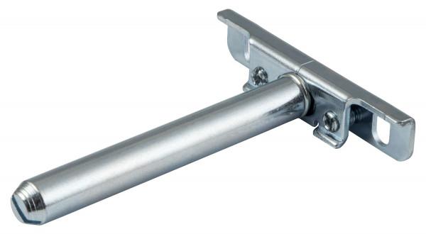 Tablarträger Stahl mit Anschraubplatte