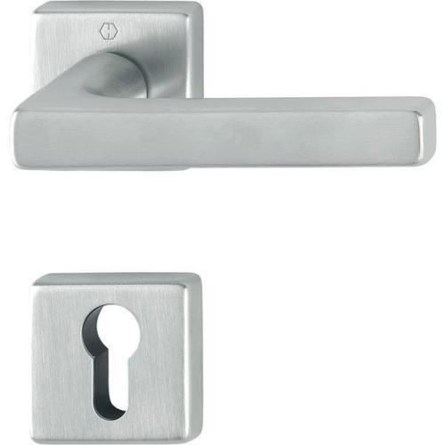 verzinkt Türgriff Türklinke Türdrückergarnitur Stahl