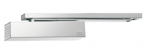 Dorma Türschließer Set TS 93 Contur Design mit Gleitschiene und Rastfeststelleinheit