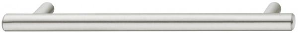 Möbelgriff NAME aus Stahl, Ø 10 mm