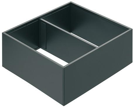 Blum Rahmen AMBIA LINE für Legrabox Höhe C und F Stahldesign ZC7F300RSU(400RSP)