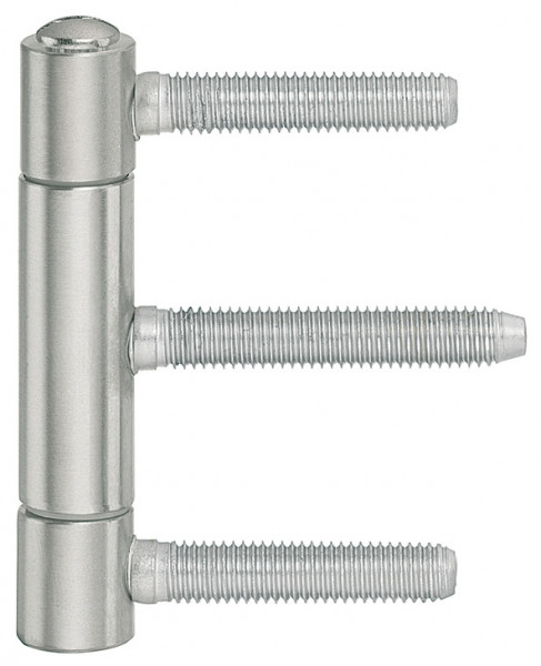 Simonswerk Einbohrband BAKA C 1-15 WF für Blendrahmen Ø 15 mm Stahl