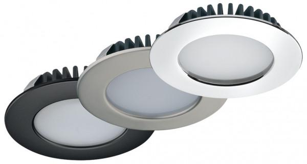 Häfele Ein-/Unterbauleuchte 12 V rund LED 2020 Loox Einbauspot