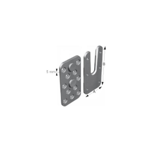 Simpson Hirnholzverbinder Type ATF 55x110 / ATF 55x150 / ATF 75x150 mit Zulassung