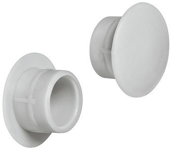 Häfele Abdeckkappe für Blindbohrung Ø 12 mm Kunststoff