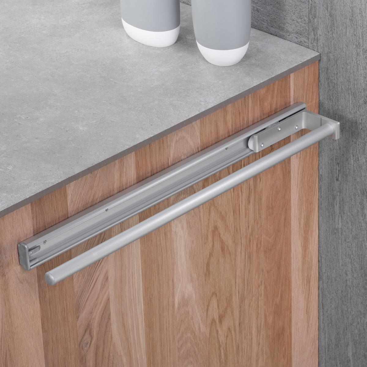Häfele Handtuchhalter H6006 ausziehbar schwenkbar