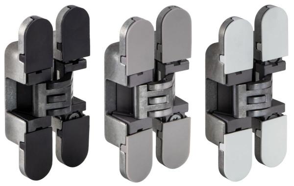 Häfele Scharnier für Holzdicken ab 18 mm für unsichtbaren Anschlag 3-dimensional einstellbar