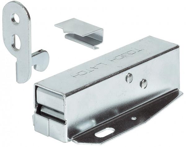 Häfele Federschnapp-Verschluss Touch-Latch Druckverschluß zum Schrauben