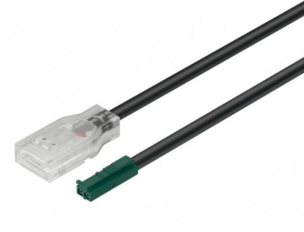 LOOX5 Zuleitung für LED Silikon-Band 24V 8 mm monochrom 2000 mm