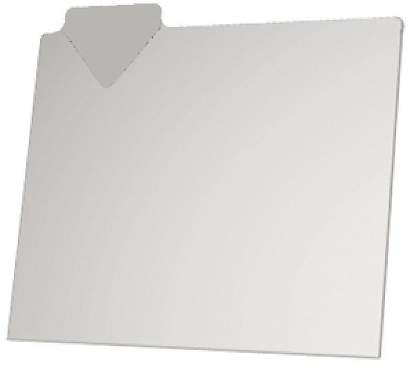 Häfele Registerkarten für Archiv-Schienen