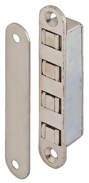 Häfele Magnetschnapper H6028 Haftkraft 8 kg zum Einlassen eckig