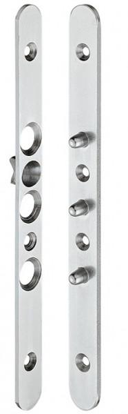 Häfele Bandseitensicherung H8888 vorgerichtet für Maueranker 237 mm
