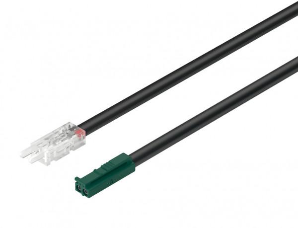 LOOX5 Zuleitung für LED Band 24V 5 mm monochrom 2000 mm