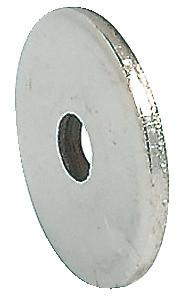Häfele Gegenstück H6045 für Magnetverschlüsse zum Schrauben 22 mm