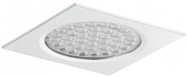Häfele Einbauleuchte 12V quadratisch LED 1058 mit Linse