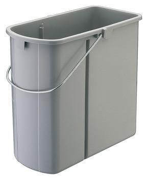 Häfele Ersatzeimer 19 Liter Kunststoff