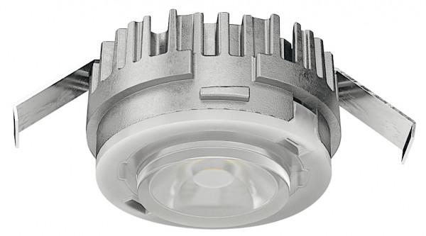 LOOX5 Ein- / Unterbauleuchte LED 2090 aus Aluminium monochrom 12V