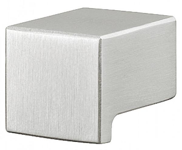 Möbelknopf H2008 Edelstahl matt gebürstet