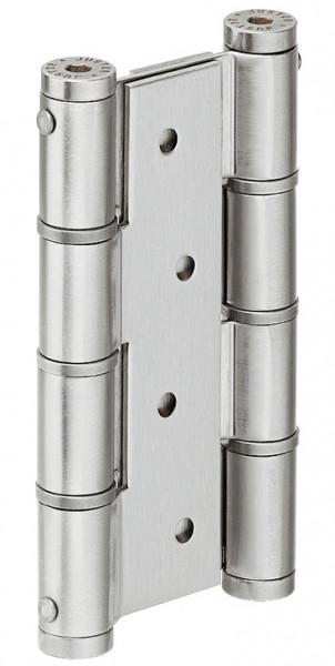 Pendeltürband Edelstahl oder Aluminium