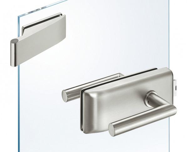 JUVA Glastür-Garnitur GHR 202 für Drehtüren im Wohnbereich