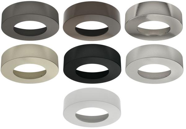 Unterbaugehäuse rund für LOOX5 LED 2091/2092 + 3091/3092 & Loox LED 2025/2026