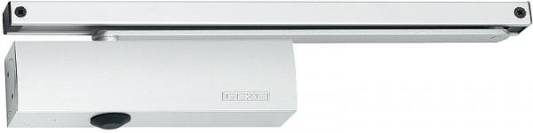 Geze Türschließer TS 3000 mit Gleitschiene und Feststelleinheit EN 1-4