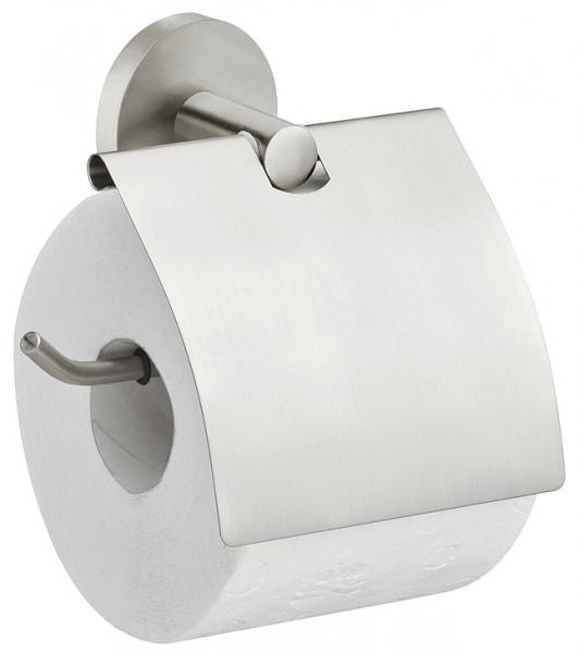 Häfele Papierrollenhalter OSLO zum Schrauben oder Kleben Edelstahl-Finish