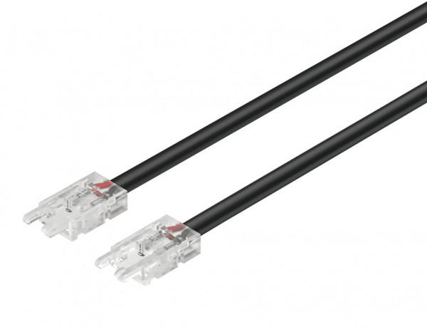 LOOX5 Verbindungsleitung 12V & 24V für LED Bänder 8 mm monochrom