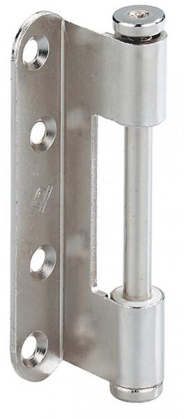 Simonswerk V 0037 WF Einbohrband-Flügelteil für gefälzte Innentüren bis 80 kg