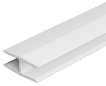 Häfele Rückwand-Verbindungsprofil H3509 für Rückwandddicke 4-5 mm