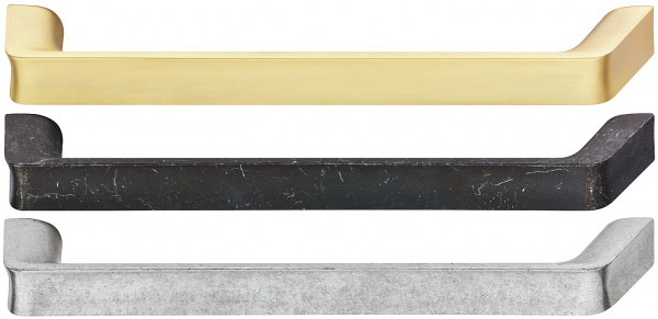 Häfele Möbelgriff H10125 Bügelgriff Antik Bohrabstand 160 oder 320 mm