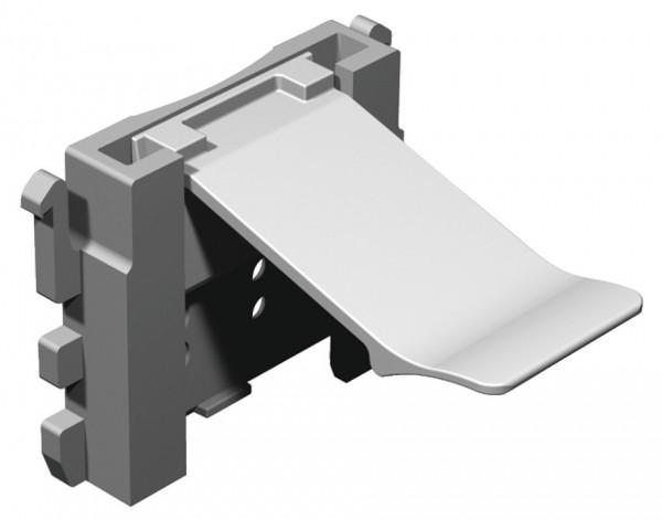 Häfele Kompletthalterung H3935 Sockelsystem AXILO™ 78