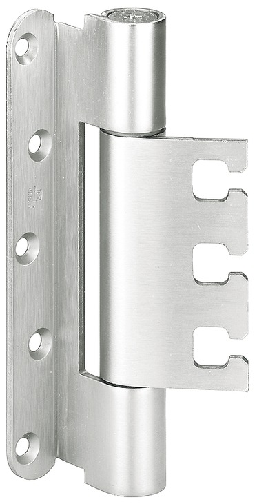 Simonswerk Objekttürband VX 7939/160 - Türband für Aufnahmeelement VX - für gefälzte Türen 22,5 mm