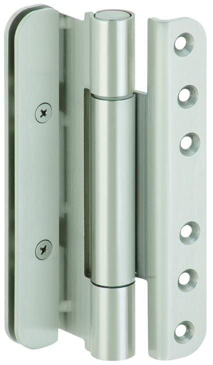 Häfele Objekttürband für Feuer- und Rauchschutz, Größe 160 mm - für gefälzte Türen