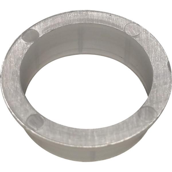 JUVA Drückerführung 16 mm Lager für Türdrücker Kunststoff