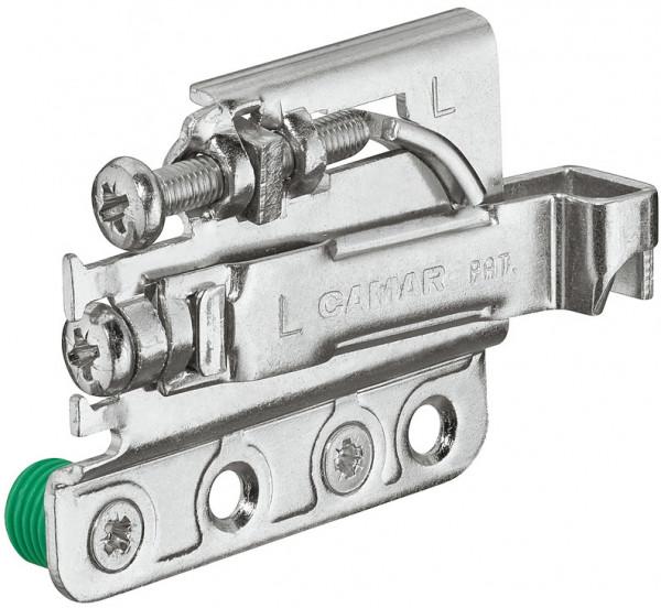 Häfele Schrankaufhänger Oberschrank zum Einpressen oder Schrauben