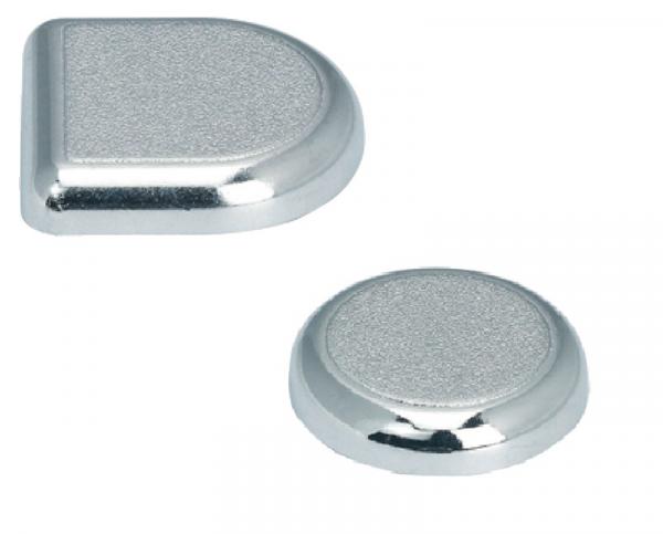 Häfele Topfabdeckkappe H1436 Metallamat A rund oder halbrund