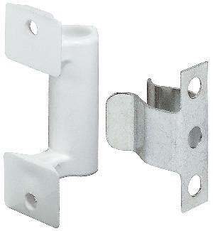 Häfele Federschnäpper H6080 zum Schrauben Stahl und Kunststoff